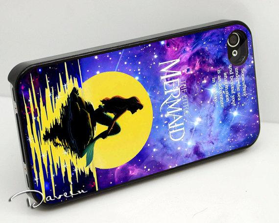Die kleine meerjungfraucase für iphone4 4 s 5 5 s von davein