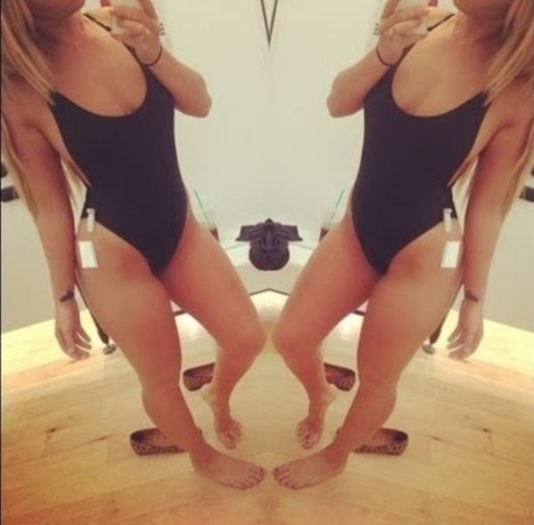jumpsuit niykee heaton black bodysuit