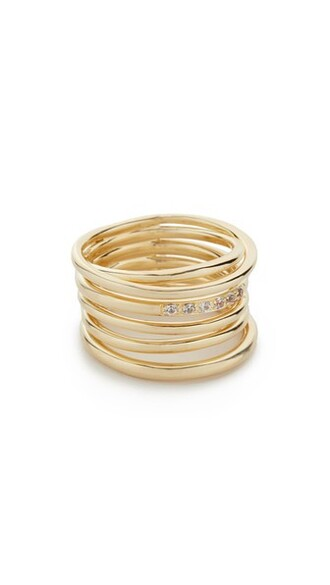 ring gold jewels