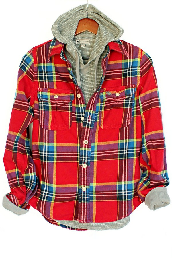 abercrombie & fitch justvu.com abercrombie & fitch preppy clothes blogger menswear menswear mens shirt plaid plaid shirt fall outfits fall outfits winter outfits