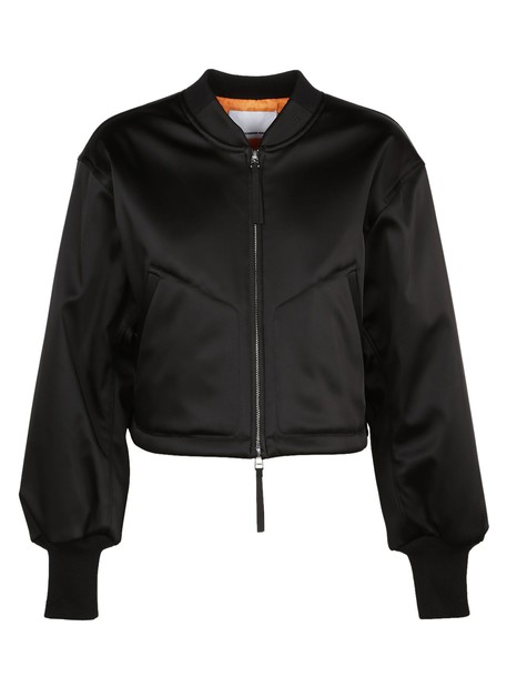 classic black jacket