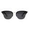 Burke sunglasses in black