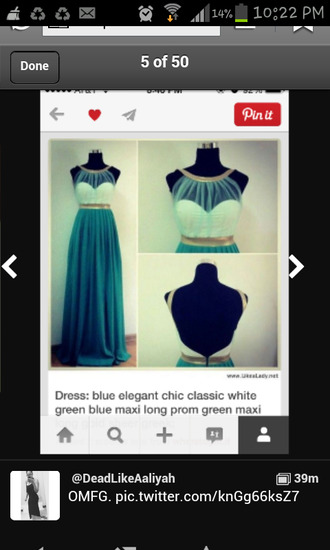 prom green homecoming dress princess