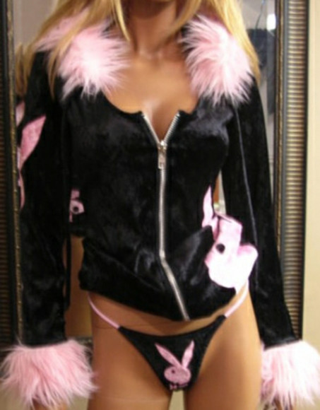 hot jacket playboy stunning