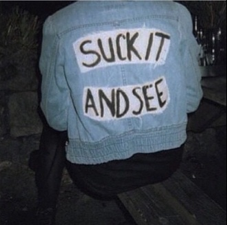 coat grunge goth rock