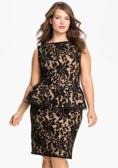 dress,plus size
