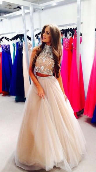 sherri hill cropped perfect beautiful prom dress prom gown prom