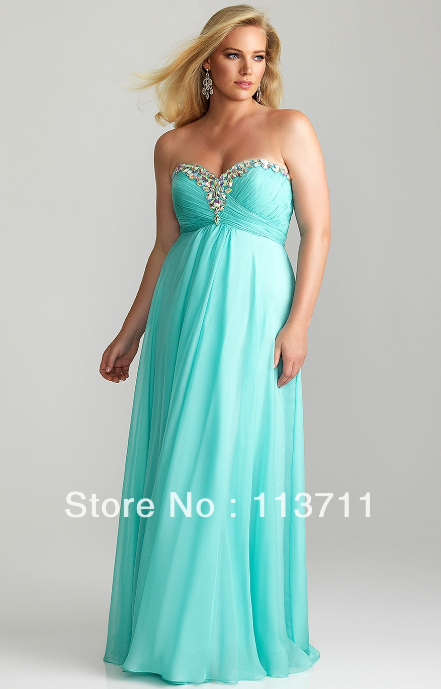 Light Blue Prom Dress Accessories_Prom Dresses_dressesss