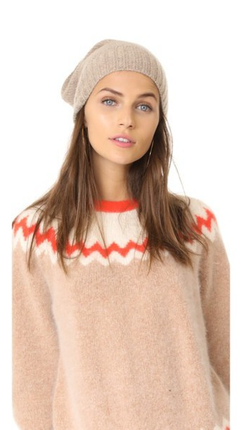 hat taupe