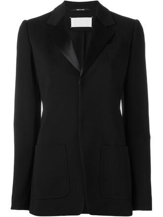 blazer style black jacket