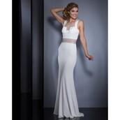 dress,aesthetic square,dresses evening,prom dress,illusion pink dress,natural makeup look