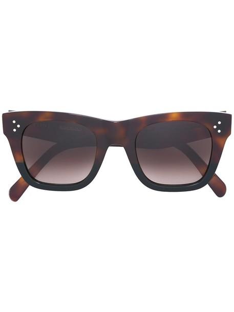 2a10bcb7f13 Céline Eyewear Céline Eyewear small  Catherine  sunglasses