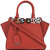 Fendi - studded mini 3Jours tote - women - Leather - One Size, Red, Leather