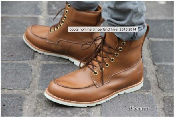 shoes timberland 2013-2014