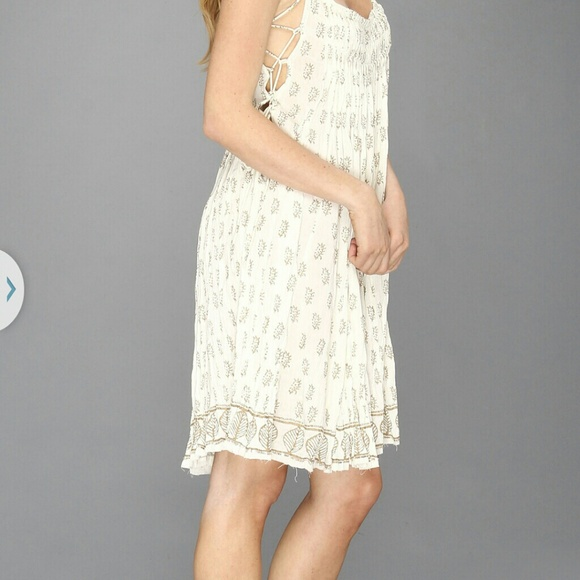 Fp imperial palm dress from michelle's closet on poshmark