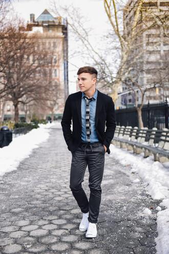 scout sixteen menswear blogger tie mens pants mens blazer mens shirt pants jacket shirt sweater socks shoes