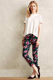 Pantalon Charlie floral