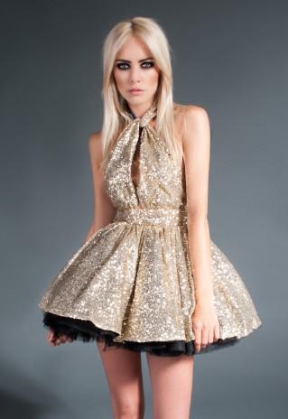 Miss francesca couture » original gold