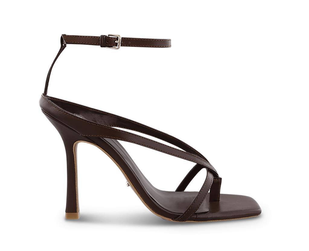 Faythe Choc Como Heels