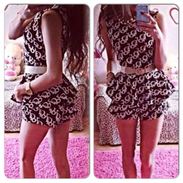 jumpsuit romper summer dress shorts