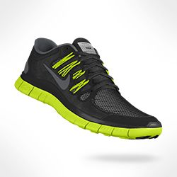 Nike Free 5.0 Shield iD Running Shoe. Nike Store