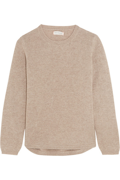 Chinti and Parker sweater taupe