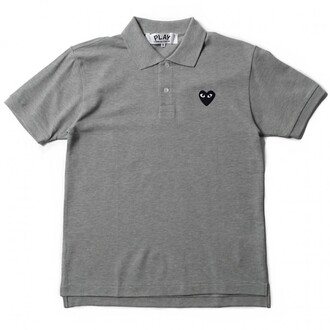 t-shirt grey cool teenagers fashion style casual heart boogzel