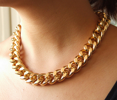 18inch GOLD Plated  · Viibrant Fashion · Online Store Powered by Storenvy