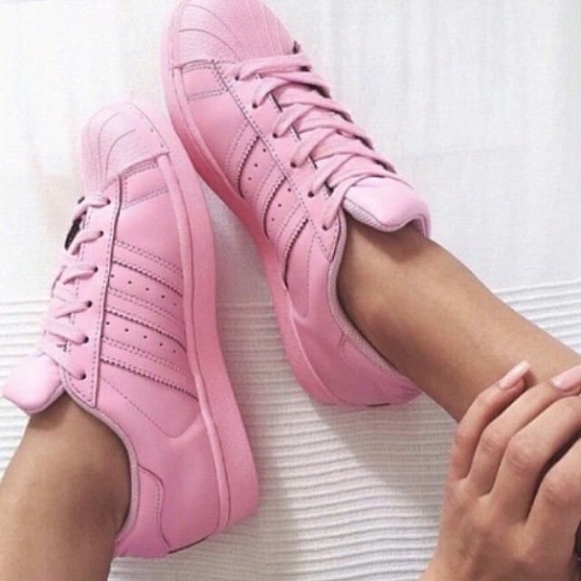 adidas superstar baby rosa rosa baby trainers clearance 1aff13