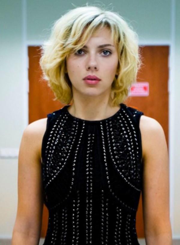 scarlett johansson lucy dress