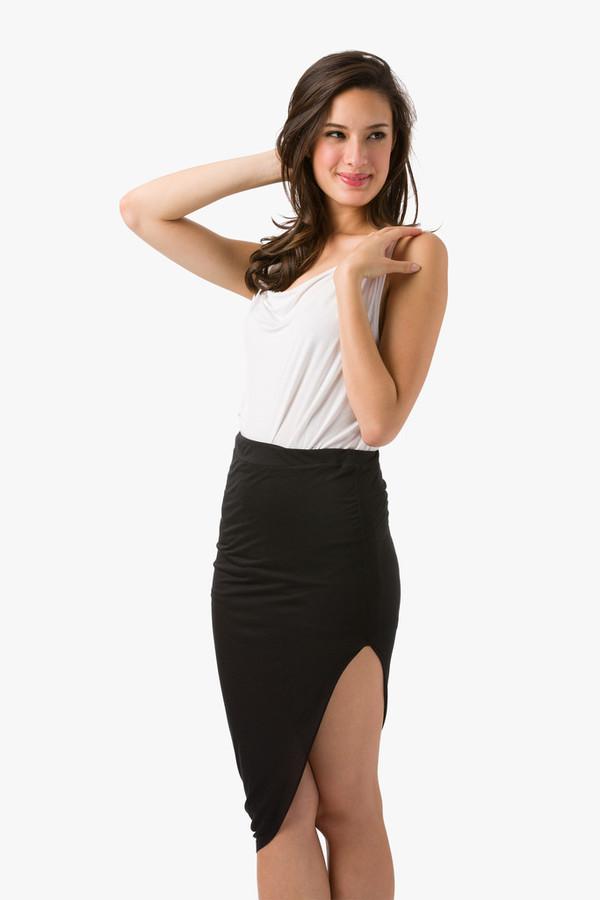 skirt bella luxx la style designer fashion stylish trendy asymmetrical skirt asymmetrical skirt los angeles slit skirt celebrity style steal celebrity style
