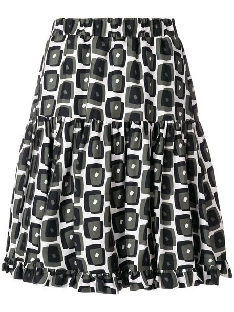 La DoubleJ skirt women sassy silk