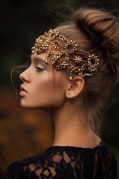jewels headpiece head jewels