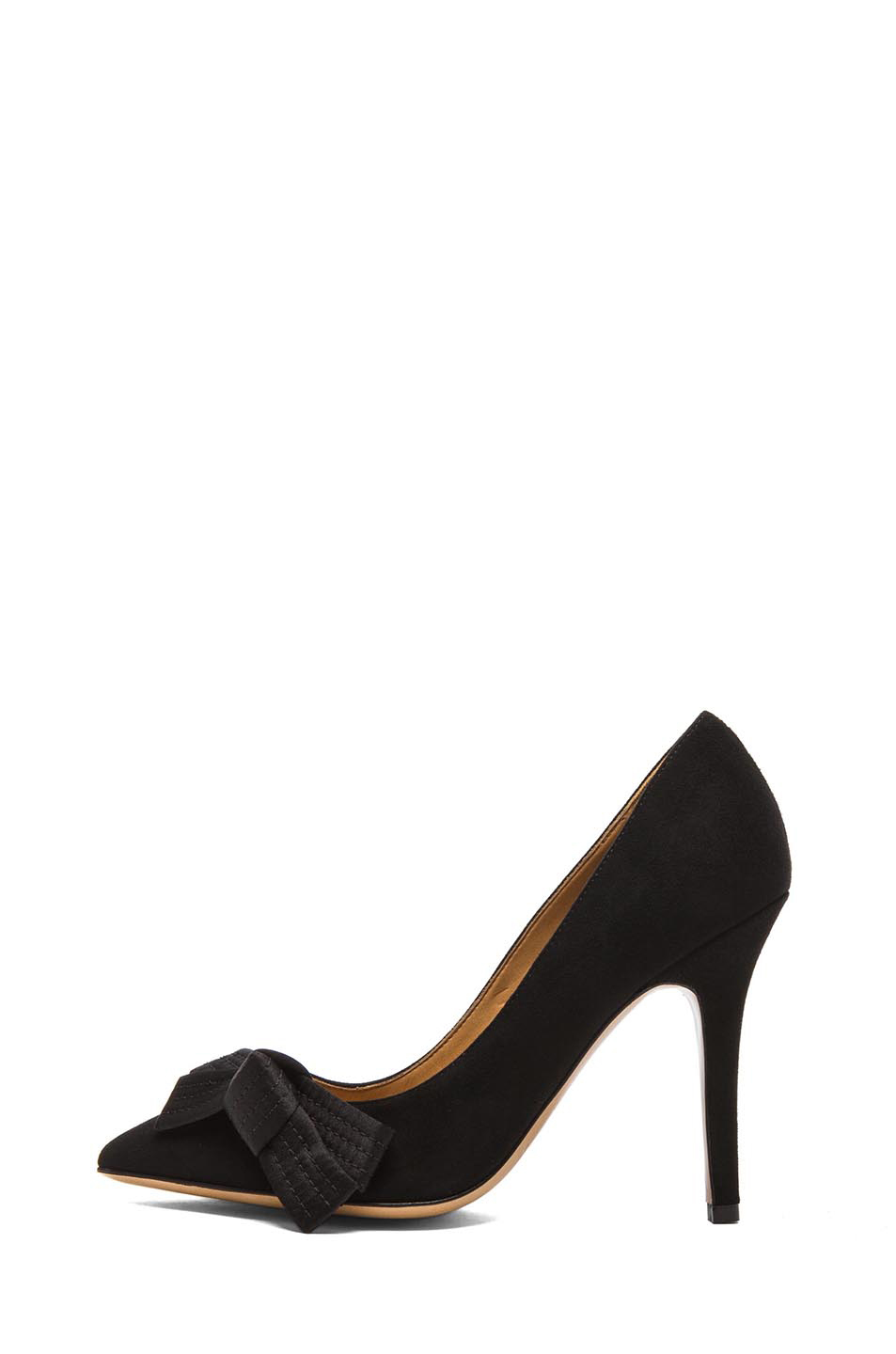 Isabel Marant|Poppy Pumps in Black