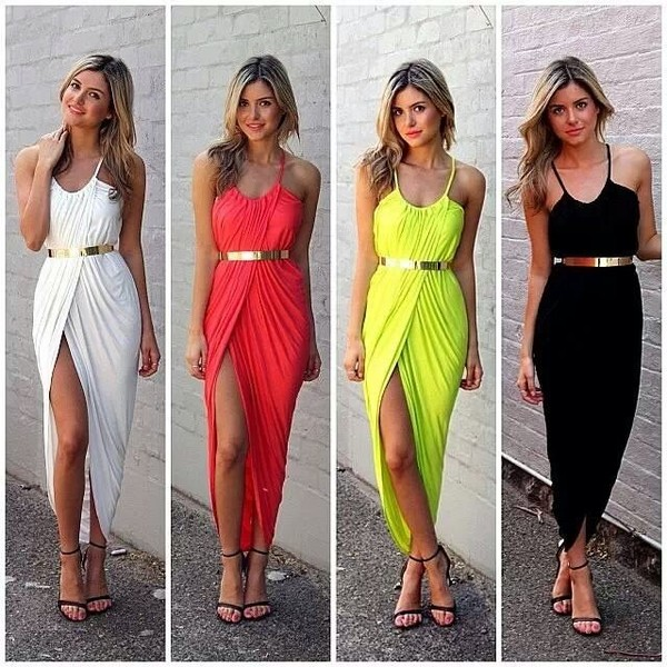 dress belt bag maxi dress yellow classy long dress maxi black dress white dress yellow dress red dress summer dress black black maxi dress yellow maxi dress leg slits dress with slit gold gold belt gold belt dress phone cover neon