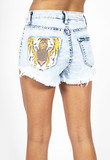 Feline Highwaisted Shorts