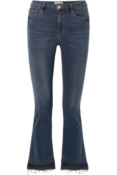 FRAME jeans denim mini