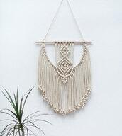 home accessory,etsy,moxmacrame,macrame,boho,boho chic,boho decor,gift ideas,beach house,wall decor,braided