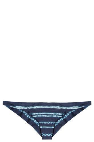bikini navy swimwear