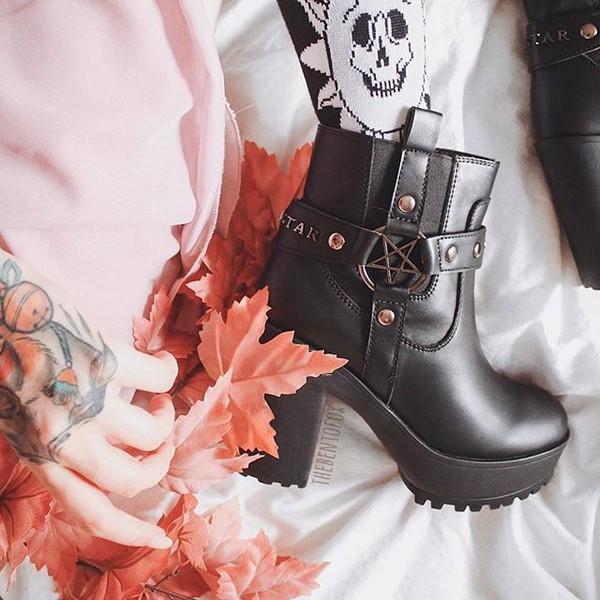 shoes killstar