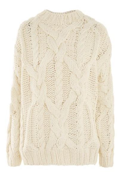 Topshop jumper knit sweater