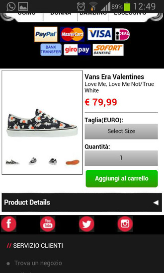 shoes vans valentines