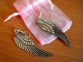 jewels,earrings,wings,wing,cute,jewelry,beautiful,Accessory,accessories,love,angel