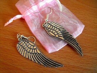 jewels earrings wings wing cute jewelry beautiful accessory accessories love angel