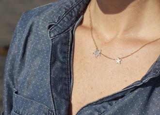 jewels necklace minimalist jewelry