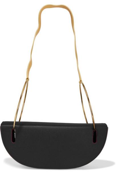 Roksanda bag shoulder bag leather black