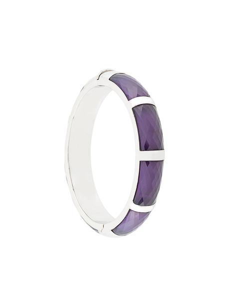Monan cuff women cuff bracelet silver purple pink jewels