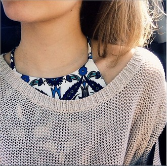 top summer sweater knit crop cropped top knitwear knitted cardigan knitted sweater crop tops halter top halter neck pattern floral
