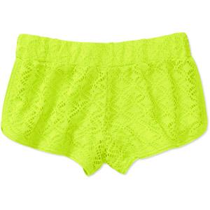 Boundaries Juniors Crochet Dolphin Shorts: Juniors : Walmart.com