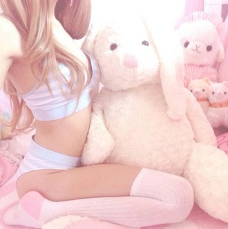 underwear innocent daddy lolita cute kinky girly adorable outfit